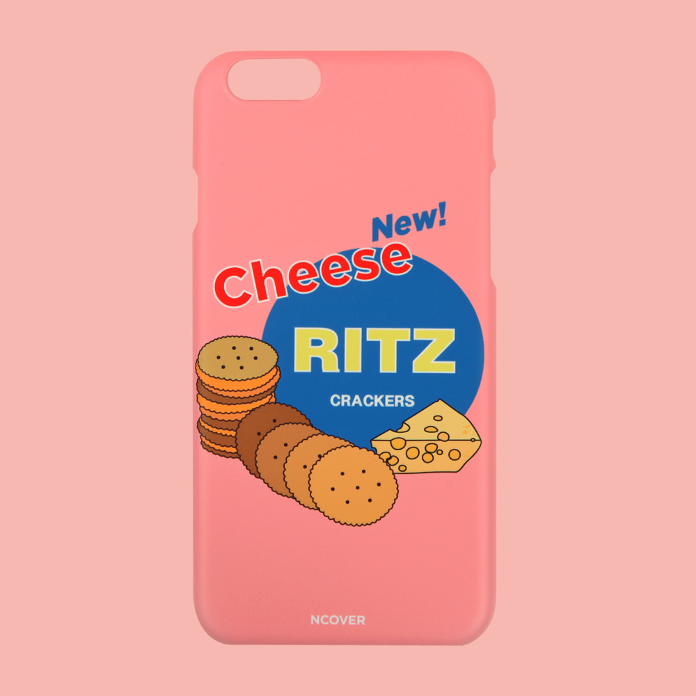 [Summer 53%Sale 6.14 - 6.20] Cheese ritz-Pink