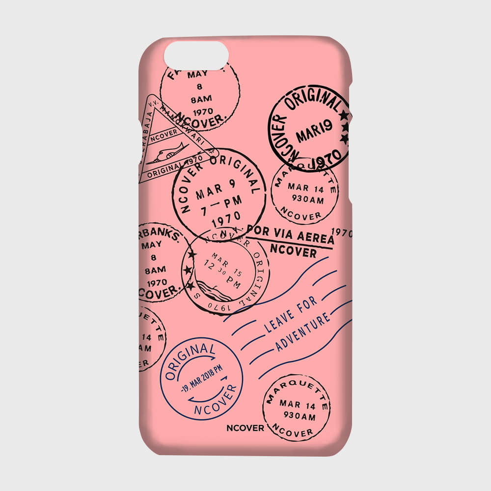 [앤커버] Travel stamp-pink THANK YOU 50% SALE! (4.26 - 5.02)