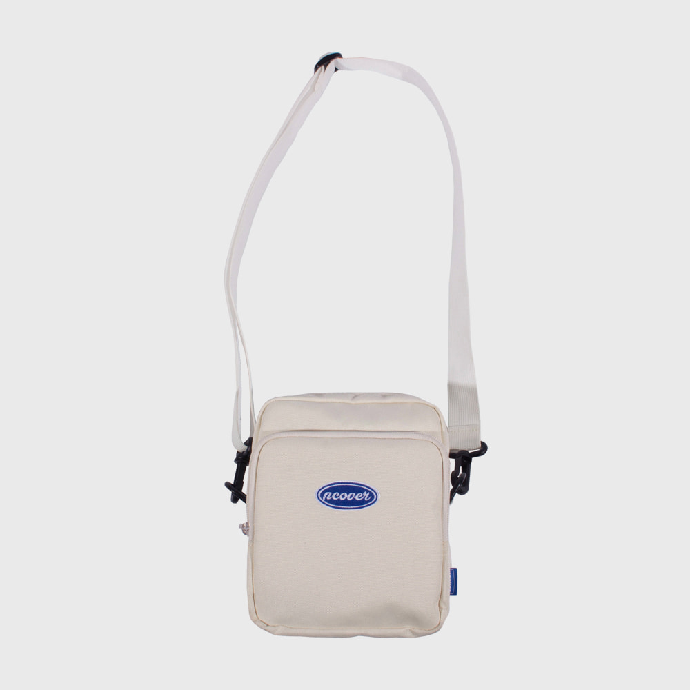 [50%SALE] [앤커버]  Traveler cross bag-ivory (기간한정세일 1.18 - 1.24)