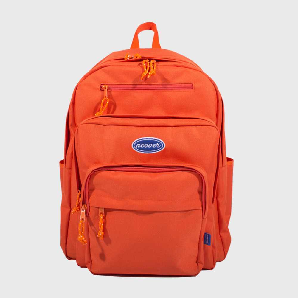 [35%SALE] [앤커버] Traveler backpack-orange (기간한정세일 1.18 - 1.24)