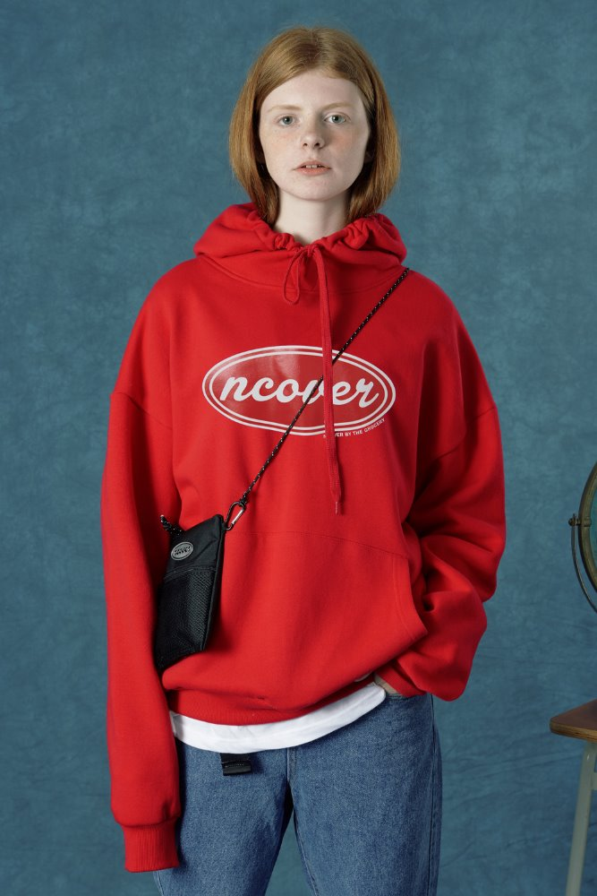 [Summer 35%Sale 6.14 - 6.20] ncover hoodie-red