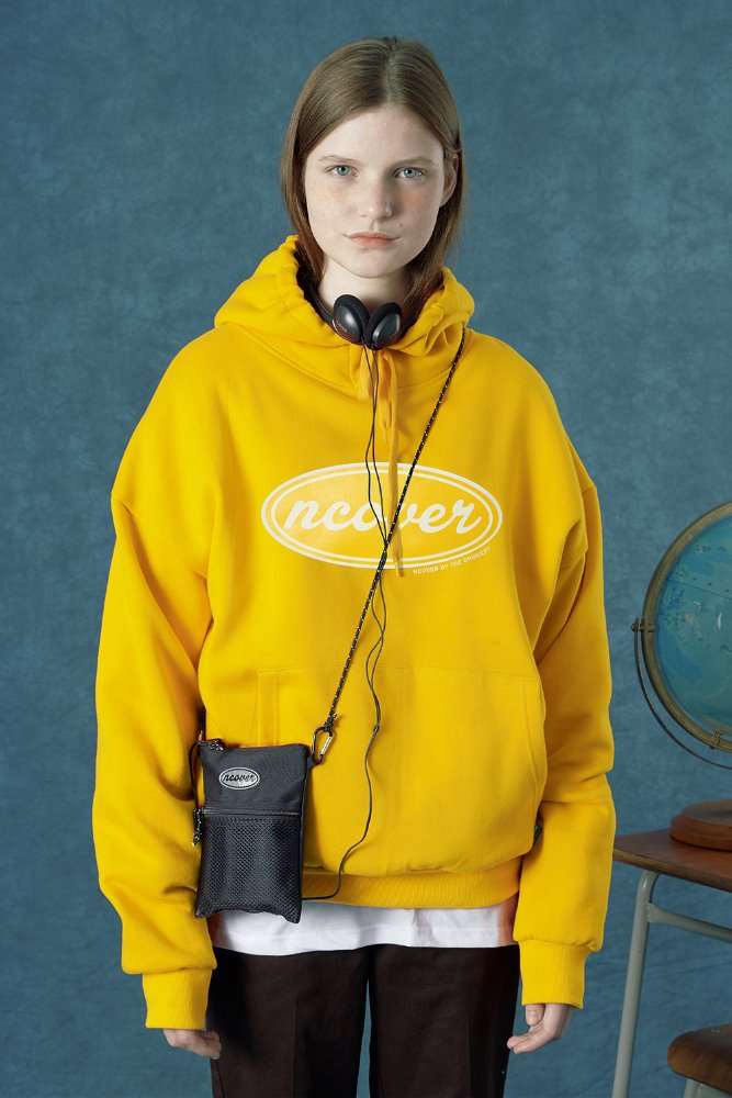 [35%SALE][앤커버] ncover hoodie-yellow (기간한정세일 1.18 - 1.24)