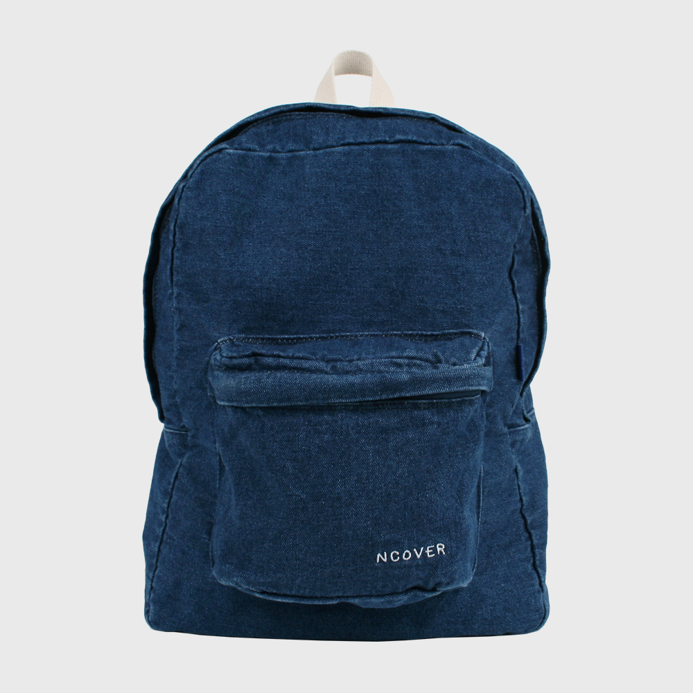 [앤커버] Denim back pack