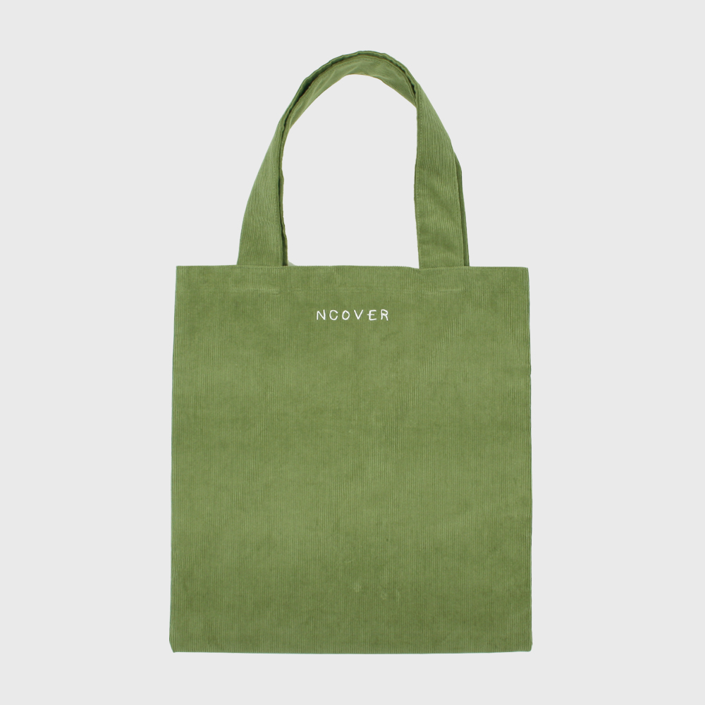 [앤커버] Khaki-corduroy big eco bag THANK YOU 50% SALE! (07.20-07.26)