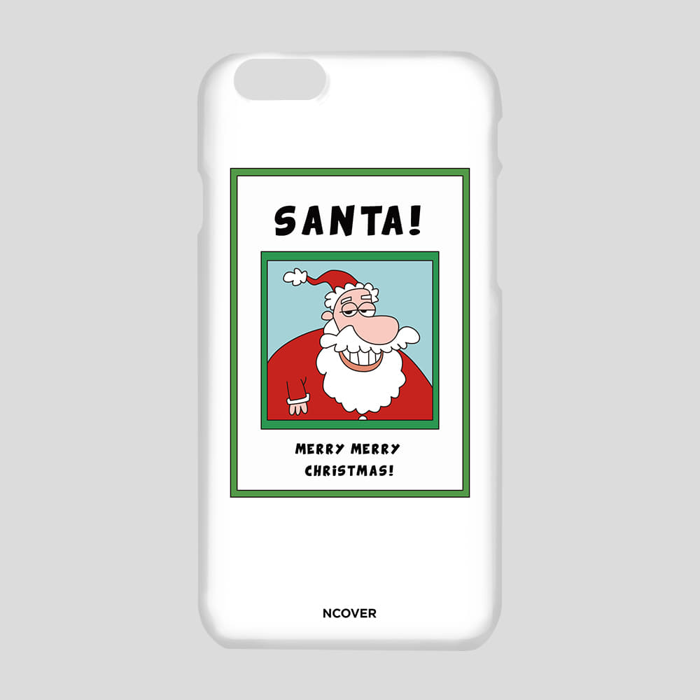 [앤커버] merry christmas santa-white THANK YOU 50% SALE! (10.19 - 10.25)