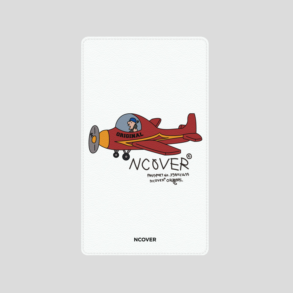 [앤커버] Original airplane-white(battery) THANK YOU 50% SALE! (4.13-4.19)